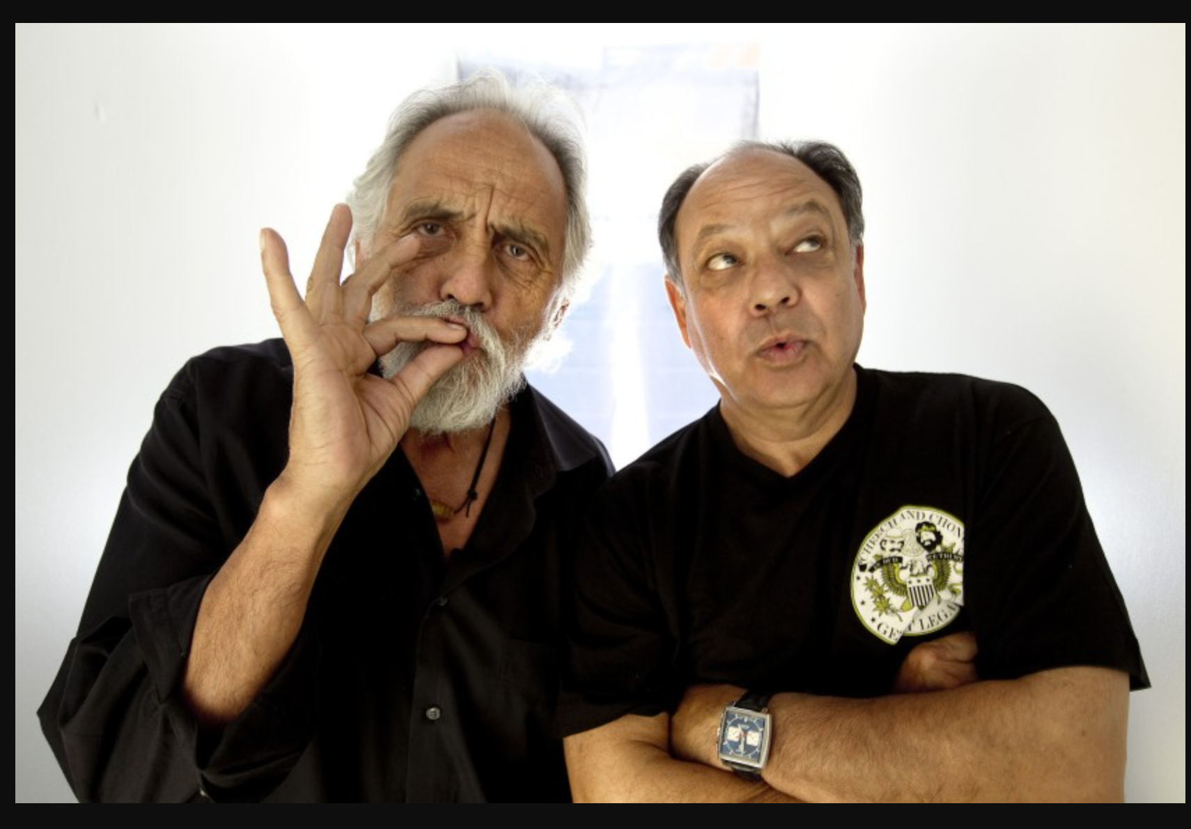 Cheech and Chong at The Vault 4/20/21